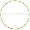 "Metal Rings 16""/40.7cm Brass"